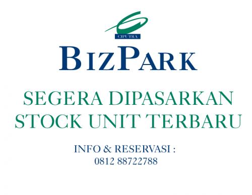 Bizpark  BizPark Bandung Commercial Estate